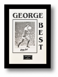 *SOLD OUT* George Best Legend Series Edition